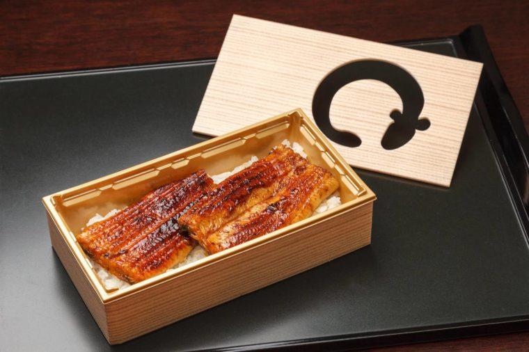 貴布禰(きふね)の 『うな重』ほかおつまみ弁当各種