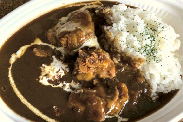 プチレストラン Nomakichiの『欧風チキンカレー』