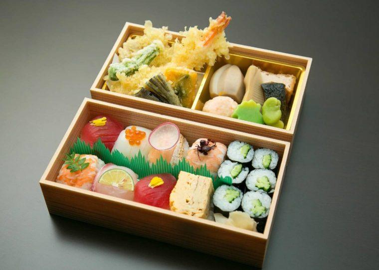 『てまり寿司弁当』1,620円(税込)