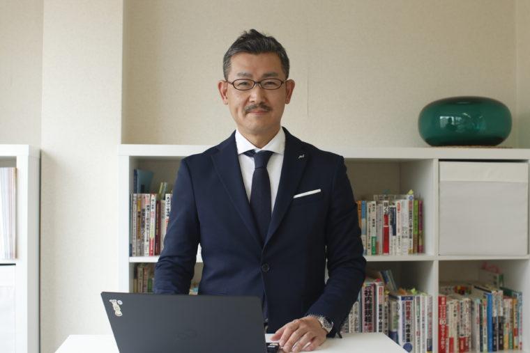 【社会保険労務士】あおば社労士事務所/齋藤吉弘さん