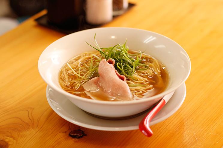 『醤油そば』780円