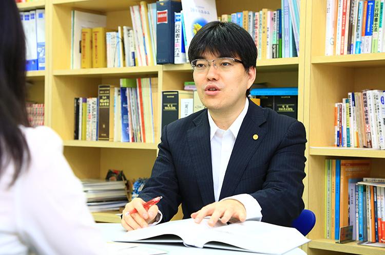 【行政書士】新潟県行政書士会 行政書士ADR センター/高野雅史さん