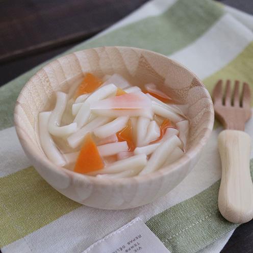 レシピ/味噌煮込みうどん(かみかみ期)