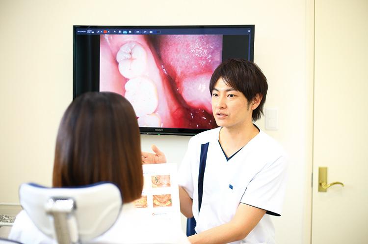 【歯科医】ごとう歯科クリニック/院長 後藤正識さん