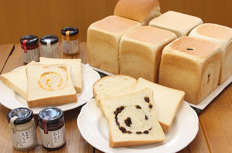 こめへんの食パン』(各300円税抜~)
