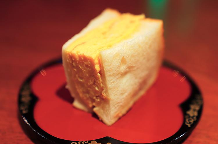 『玉子焼きサンドイッチ』