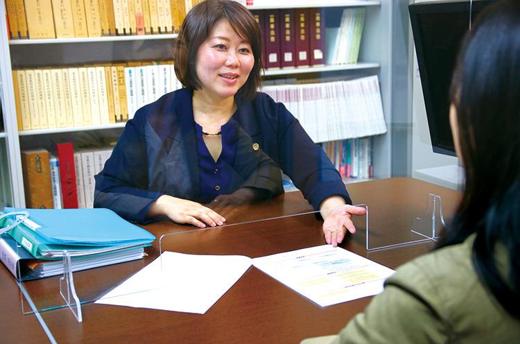 【弁護士】弁護士法人 一新総合法律事務所 新潟事務所所属/橘 里香さん