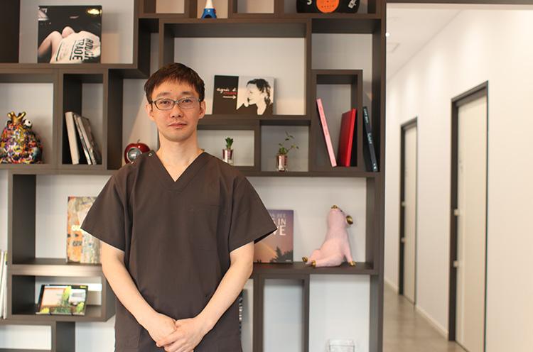 【歯科医】ふるまち歯科/院長 中村輝保さん