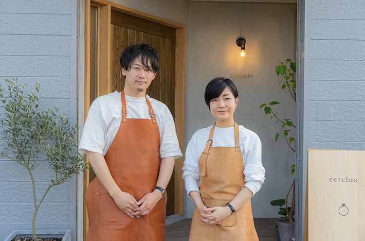 左から、木戸さんと丸山さん