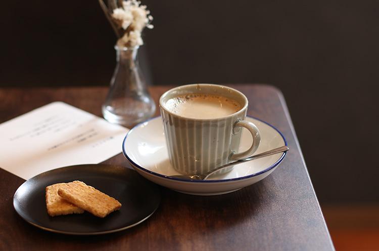 コーヒー『軽いロマンス』