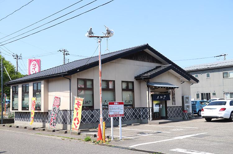 県庁前にお店はあります