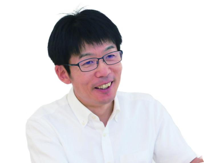 株式会社 日伸設備の代表取締役、板垣英一さん