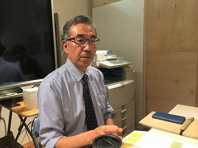 『Rene challenge』実行委員長・松崎さん