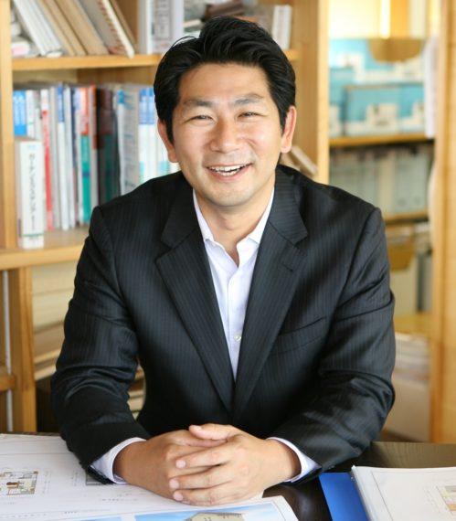 130年続く永井建設の5代目となる永井剛さん
