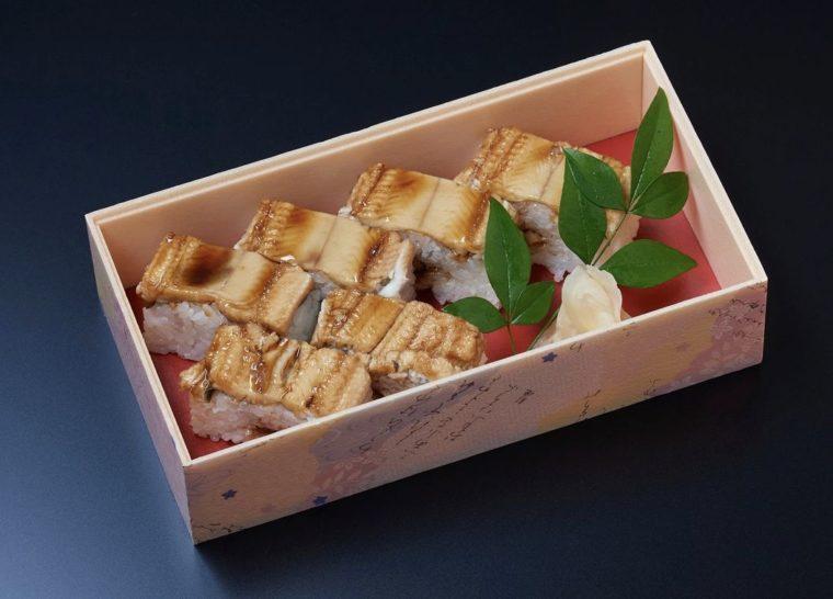 『穴子の棒寿司』(1,900円税込)