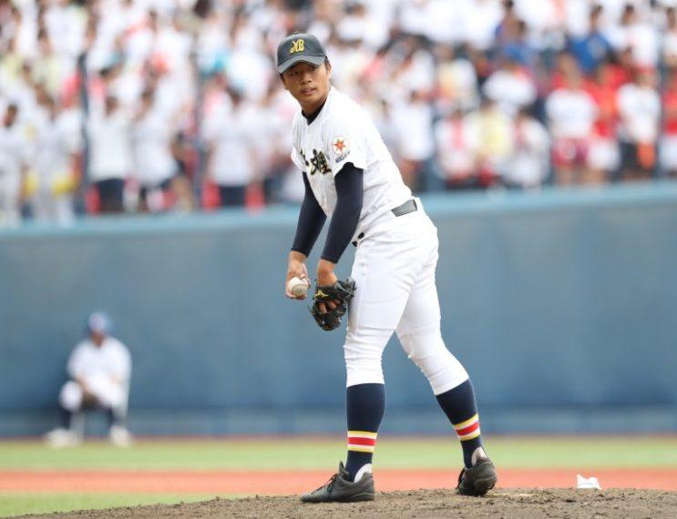 鈴木裕太投手