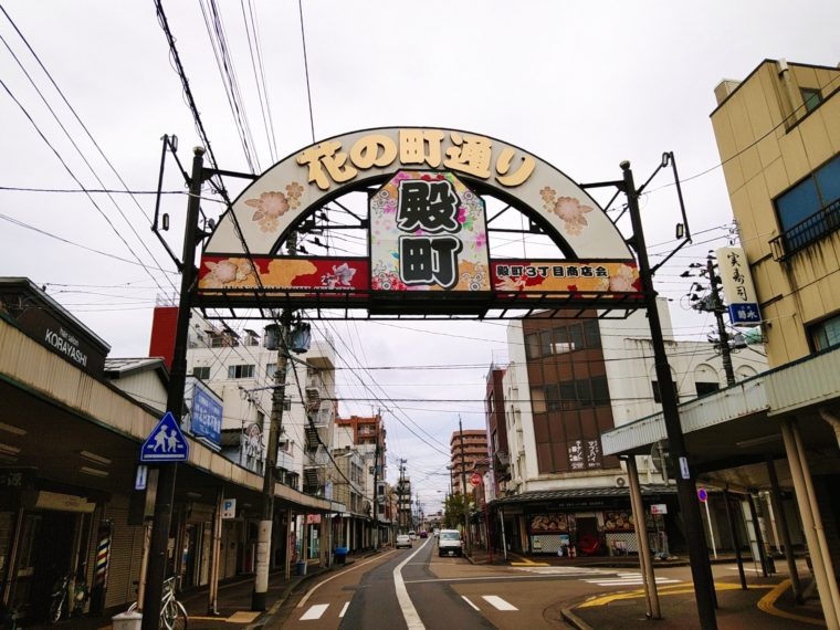 撮影後の出演者やスタッフであふれていた長岡市殿町。長岡の街に膨大な経済効果が生まれたことは言うまでもないでしょう
