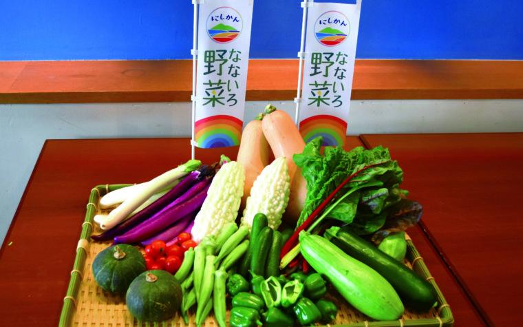 主な「なないろ野菜」