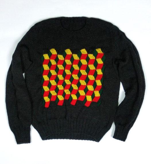 勝見俊介 セーター