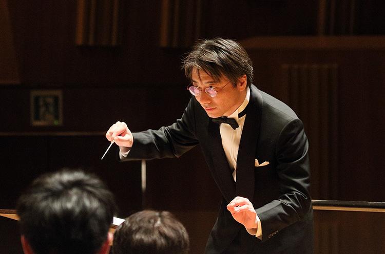 指揮/大井剛史(正指揮者)(C)Atsushi Yokota