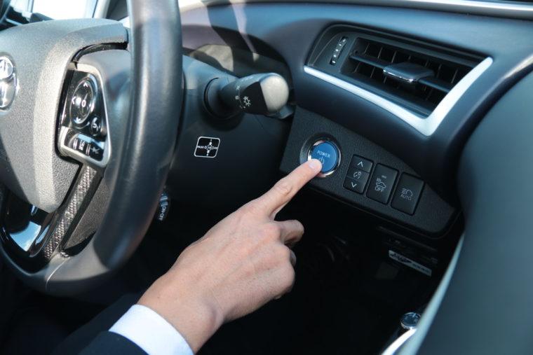 ボタンを押して発進!