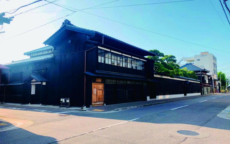 旧小澤家住宅(フォトグラファー片桐悠太さんの作品)