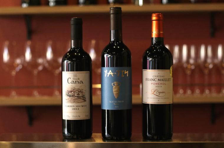 レバノン、イスラエル、フランスのワイン!