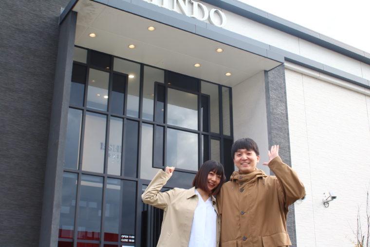 結婚を夢見るも縁遠い大澤(左)と頼りなさには定評のある田代(右)がお届けします