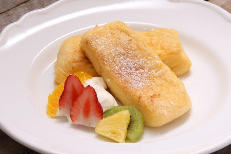 『生食パンのフレンチトースト24H』※盛り付けイメージ