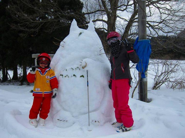 1泊2食+リフト1日券付きの「スキー宿泊パック」も用意されている