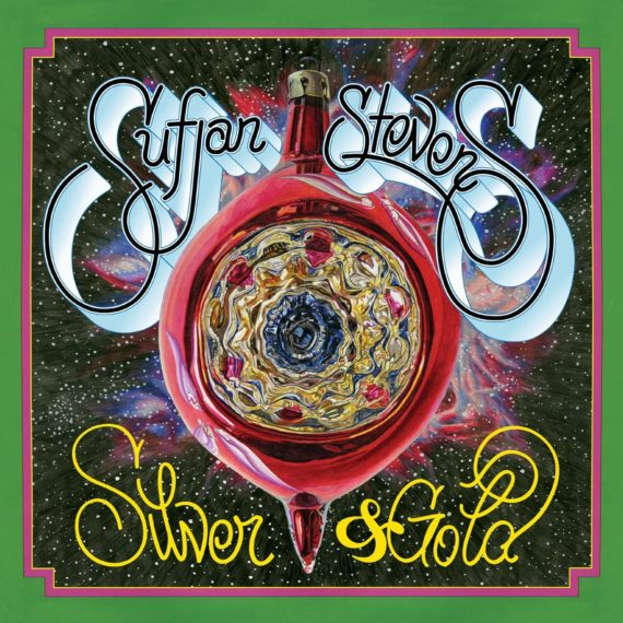 ↑『Silver&Gold』スフィアン・スティーヴンス