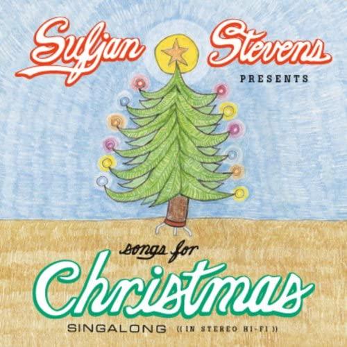 ↑『Songs For Christmas』スフィアン・スティーヴンス