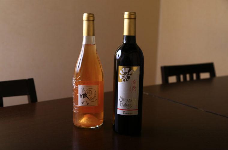 そんな『Wチーズ餃子』と相性バッチリのお酒を店長・山本さんに教えていただきました! 新潟市西蒲区越前浜にあるワイナリー・レスカルゴのワイン