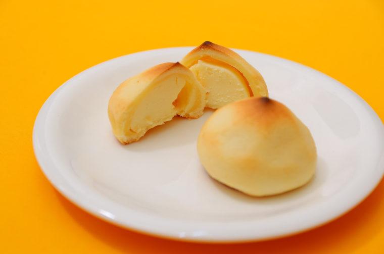 『チーズまんじゅう』(1個140円税込)
