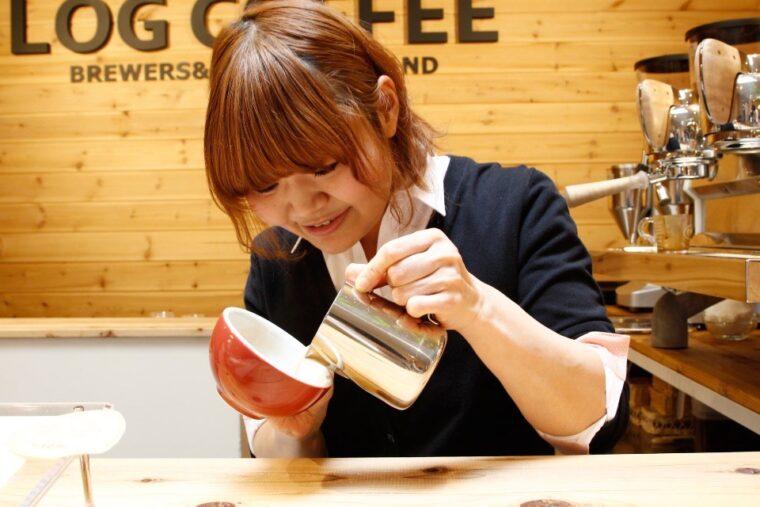 【講師・出展者】LOG COFFEE・宮沢直美さん