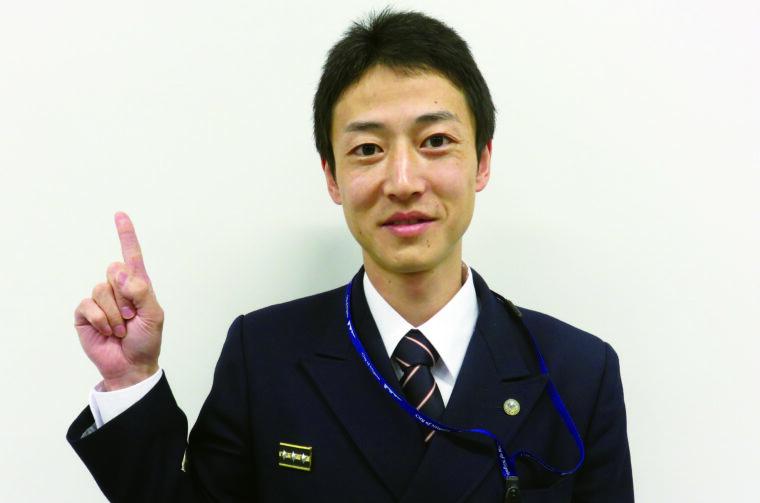 新潟市消防局予防課・高橋さん