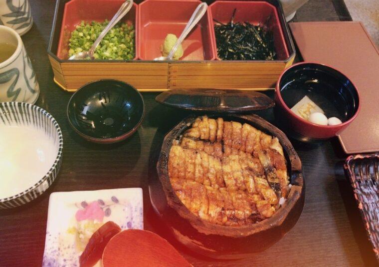 「ひつまぶし最高! また名古屋へ食べに行きたいな」