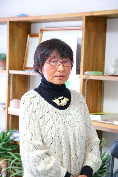 新潟カウンセリング研修センター理事長・カウンセラー 荒木幸子さん