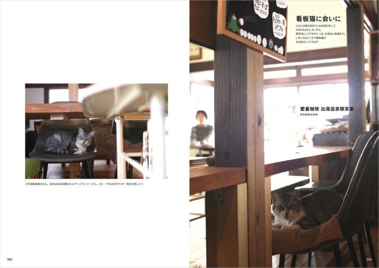 「看板猫のいるお店」。喫茶店、文具店、アクセサリーショップ…さまざまなお店の看板猫に会いに行ってきました!