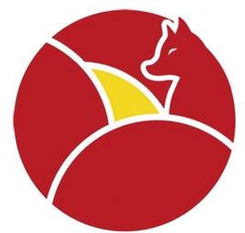 ↑ロゴマークは一般から募集され、274点もの応募の中から最優秀賞となったこのマークを採用。デザインコンセプトを、作者の里見美香さん(23歳・会社員)は「雪椿と狐を連想させる、椿と狐を足したデザインにしました」と説明されています