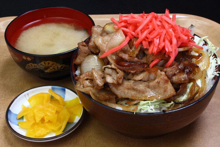 『焼肉丼』(900円税込)