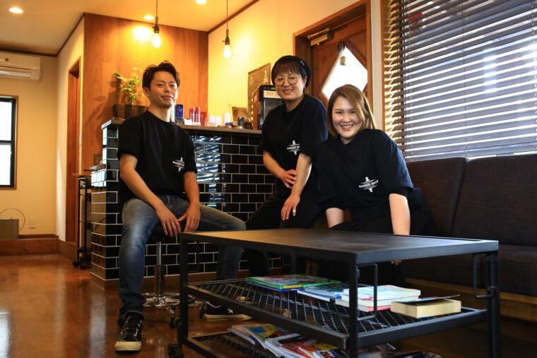 左から冨樫さん、木村さん、葛西さん