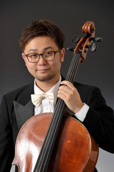髙木慶太(チェロ) (C)読売日本交響楽団