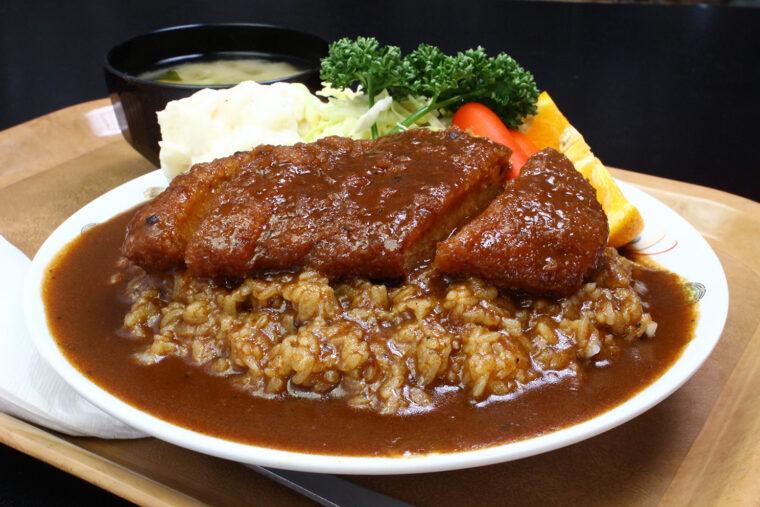 『洋風カツ丼』(950円税込)