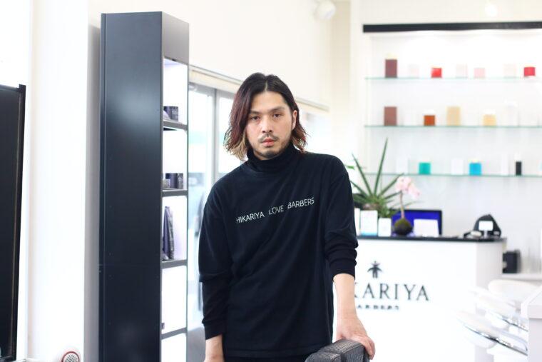 オーナーの角田ケンサクさん