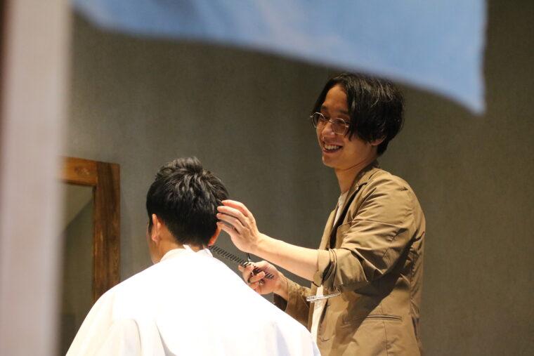 オーナーの大瀧裕太郎さん