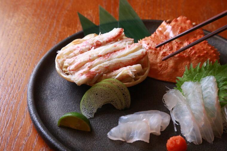 佐渡の地酒と鮮魚 花柚子(新潟市中央区東大通)