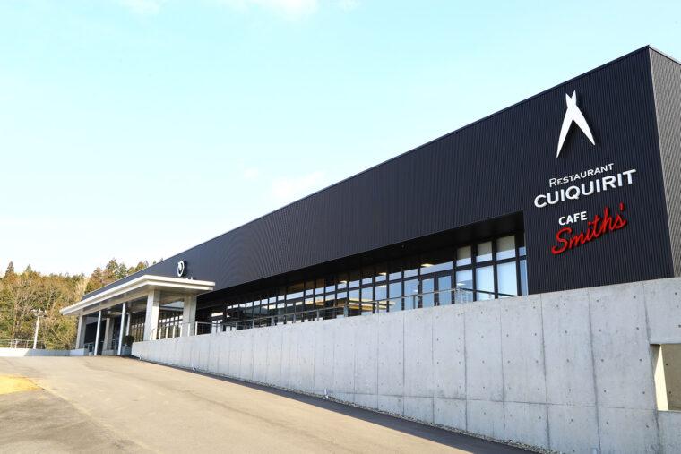 諏訪田製作所の新工場