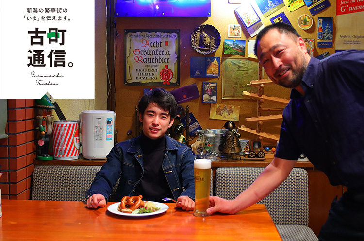 中尾洸太(なかおこうた)さん/2001 年愛媛県生まれ。 2020年にドイツ・マン ハイムの舞踊学校を卒 業。2020年9月より Noism1に所属