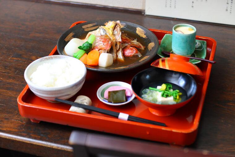 『松 ご飯ものランチ』(748円)